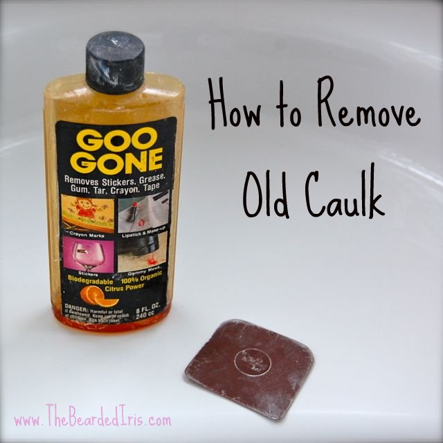The one in which I use the word CAULK as much as possible The