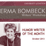 EBWW Humor Writer of the Month
