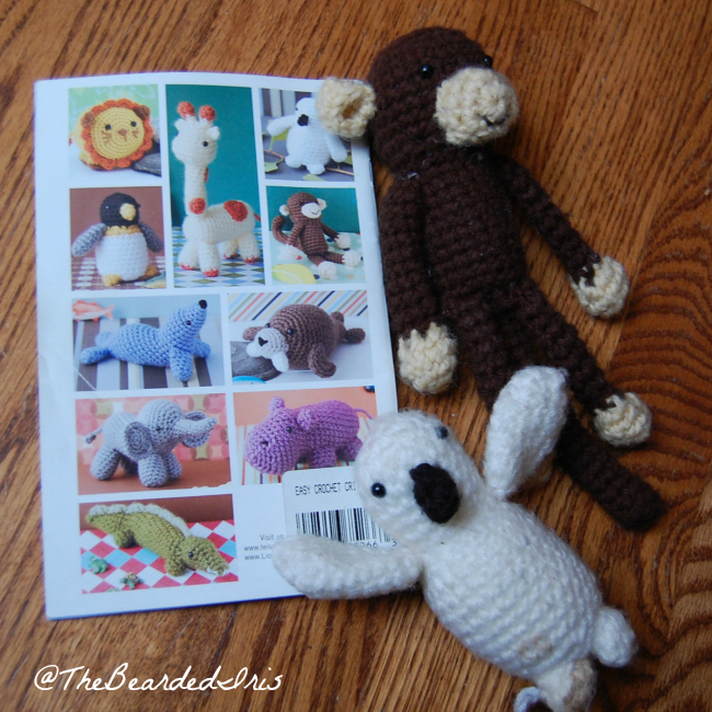 TheBeardedIris Crochet Animal Gifts